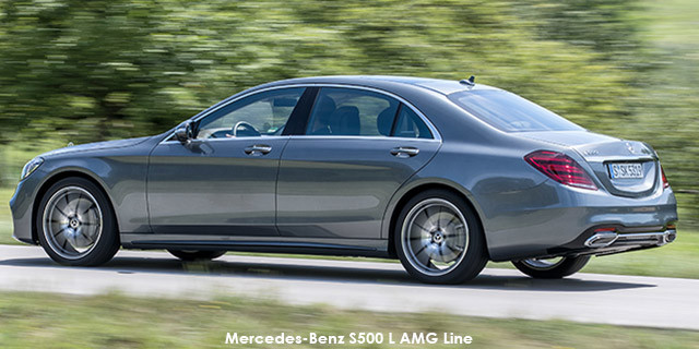 Mercedes-Benz S-Class S450 L AMG Line_2