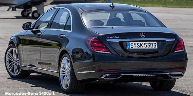 Mercedes-Benz S-Class S400d L_2
