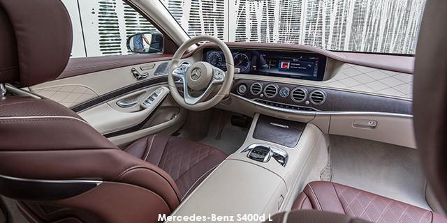 Mercedes-Benz S-Class S400d L_3