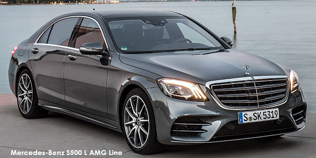 Mercedes-Benz S-Class S400d L AMG Line_1