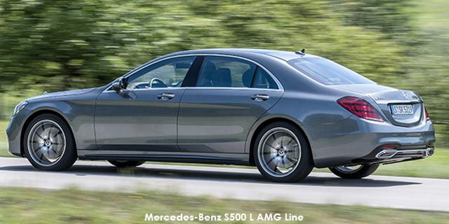 Mercedes-Benz S-Class S400d L AMG Line_2