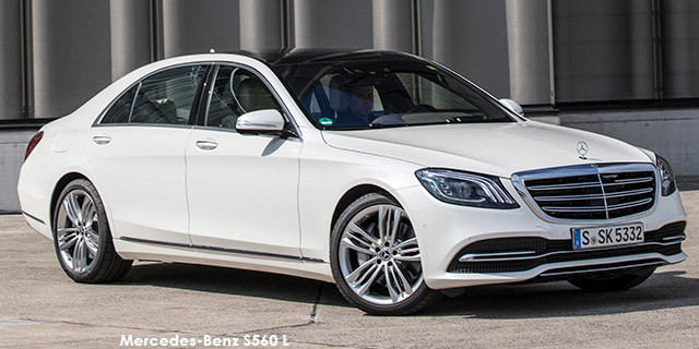Mercedes-Benz S-Class S560 L_1
