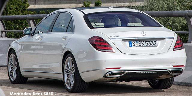 Mercedes-Benz S-Class S560 L_2