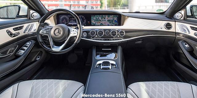 Mercedes-Benz S-Class S560 L_3