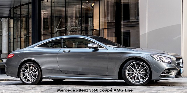 Mercedes-Benz S-Class S560 coupe AMG Line_2