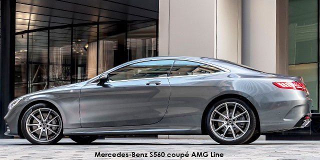 Mercedes-Benz S-Class S560 coupe AMG Line_3