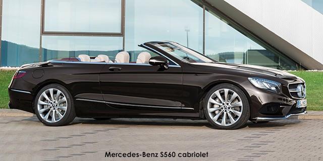 Mercedes-Benz S-Class S560 cabriolet_1