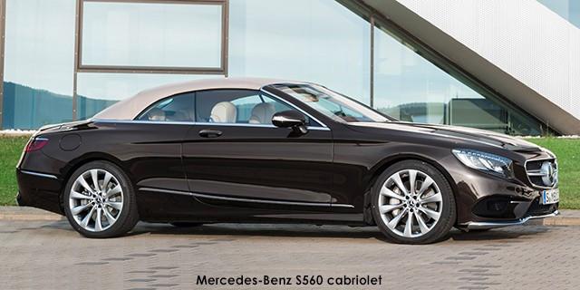 Mercedes-Benz S-Class S560 cabriolet_2