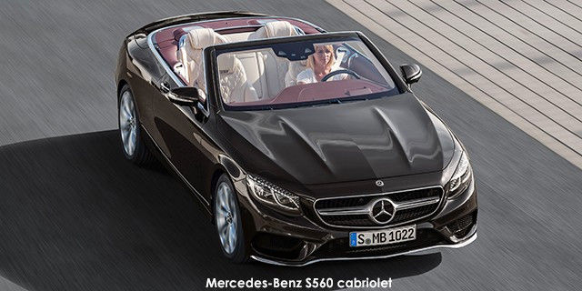 Mercedes-Benz S-Class S560 cabriolet_3