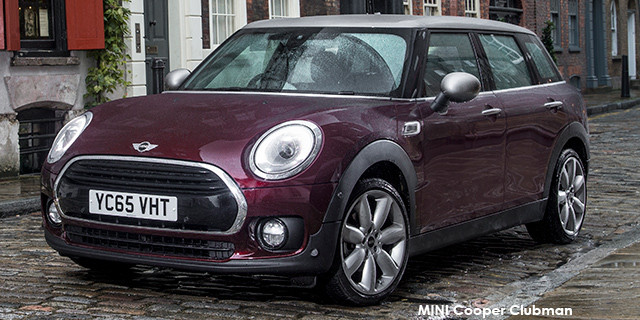 Mini Clubman Cooper Clubman Auto Specs In South Africa Carscoza
