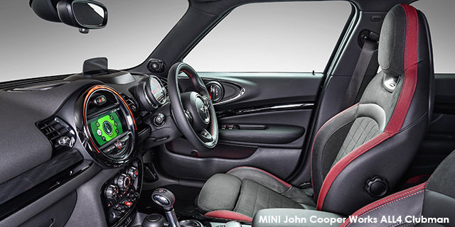 MINI Clubman John Cooper Works ALL4 Clubman sports-auto_3