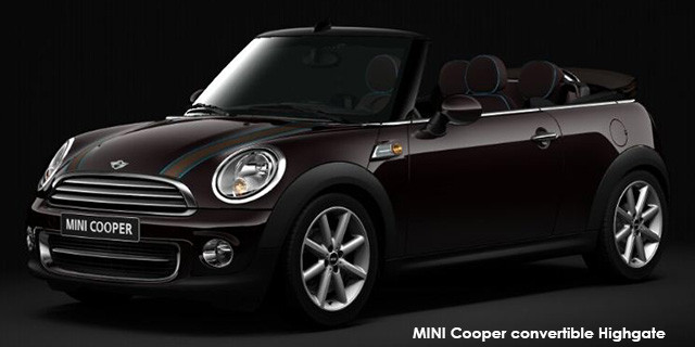 Mini Convertible Cooper Convertible Highgate Auto Specs In South
