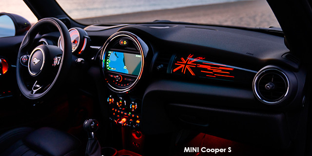 MINI Hatch Cooper S Hatch 3-door sports-auto_3