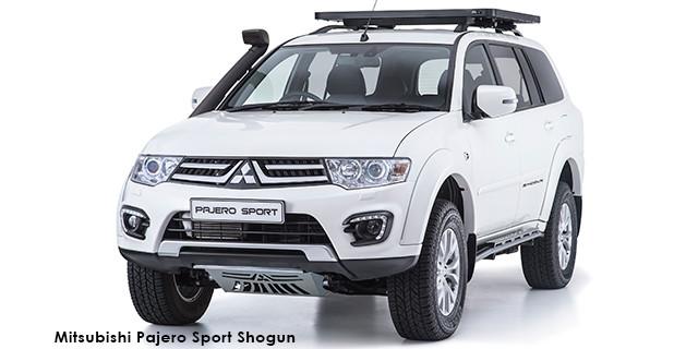 Mitsubishi Pajero Sport 2.5DI-D 4x4 Shogun auto_1