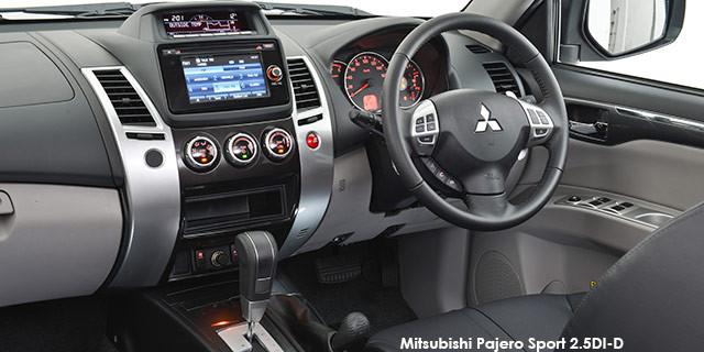 Mitsubishi Pajero Sport 2.5DI-D 4x4 Shogun auto_3