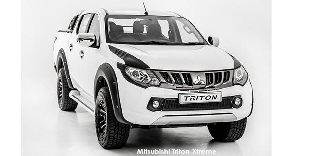 Mitsubishi Triton 2.4DI-D double cab 4x4 Xtreme_1