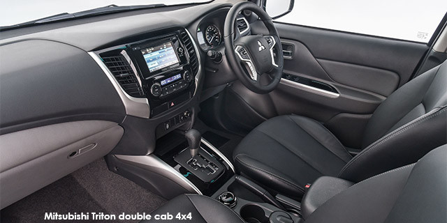 Mitsubishi Triton 2.4DI-D double cab 4x4 Xtreme_3