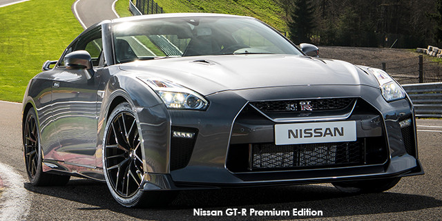 nissan gt-r black edition specs in south africa - cars.co.za
