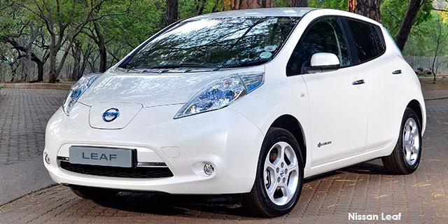 Nissan Leaf Leaf_1