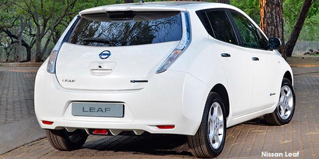 Nissan Leaf Leaf_2