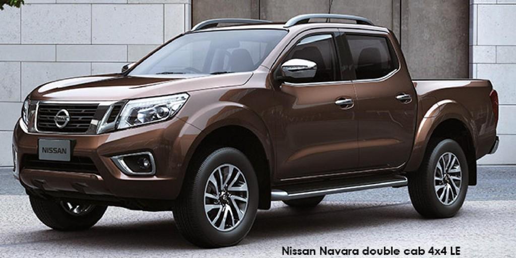 Nissan Navara 2.3D double cab 4x4 LE_1