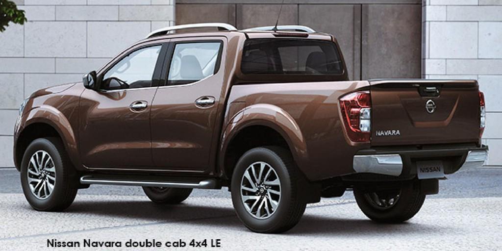 Nissan Navara 2.3D double cab 4x4 LE_2