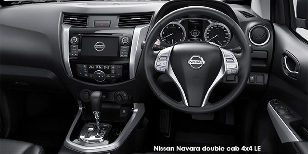 Nissan Navara 2.3D double cab 4x4 LE_3