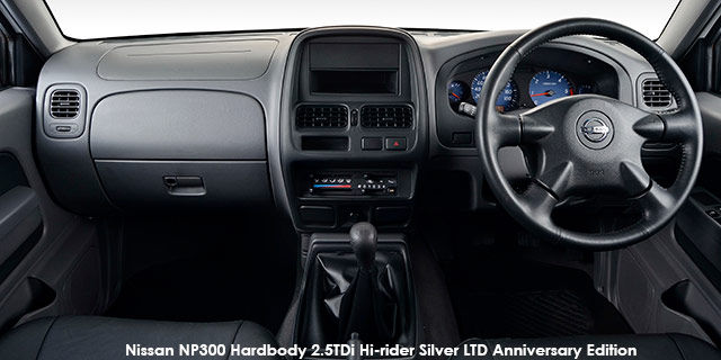 Nissan NP300 Hardbody 2.4 double cab Hi-rider_3
