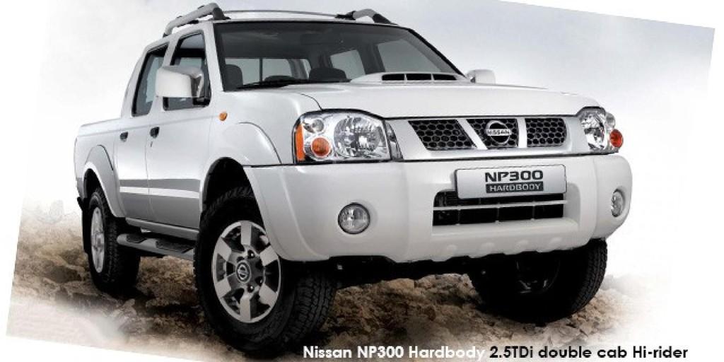 Nissan NP300 Hardbody 2.5TDi double cab Hi-rider_1