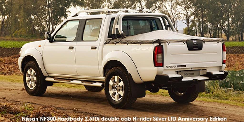 Nissan NP300 Hardbody 2.5TDi double cab Hi-rider_2