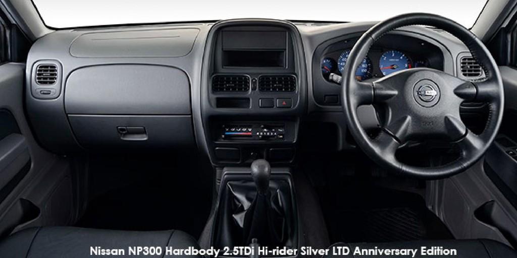 Nissan NP300 Hardbody 2.5TDi double cab Hi-rider_3