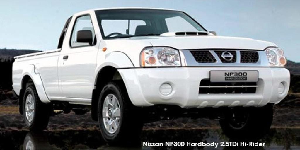 Nissan NP300 Hardbody 2.5TDi Hi-rider_1