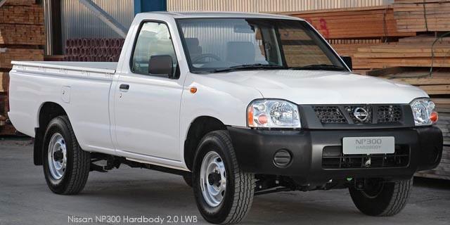 Nissan NP300 Hardbody 2.0 (aircon)_1