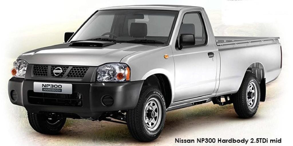 Nissan NP300 Hardbody 2.5TDi_1