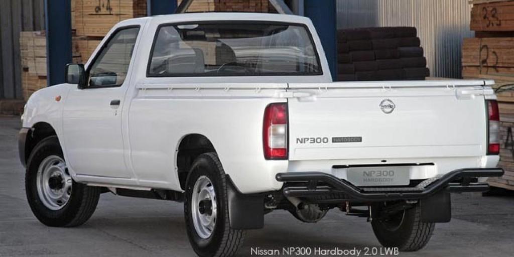 Nissan NP300 Hardbody 2.5TDi_2