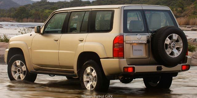 Nissan Patrol 3 0TD GL Specs in South Africa - Cars co za