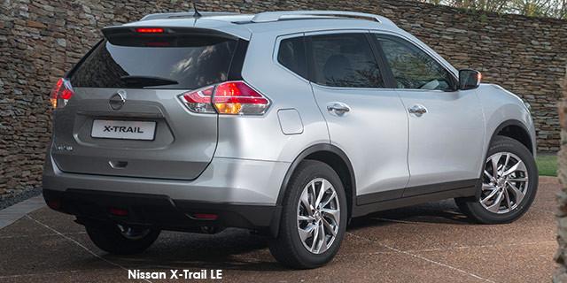 Nissan X-Trail 1.6dCi 4x4 LE_2