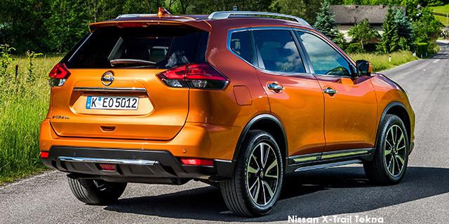 Nissan X-Trail 2.5 4x4 Tekna_2