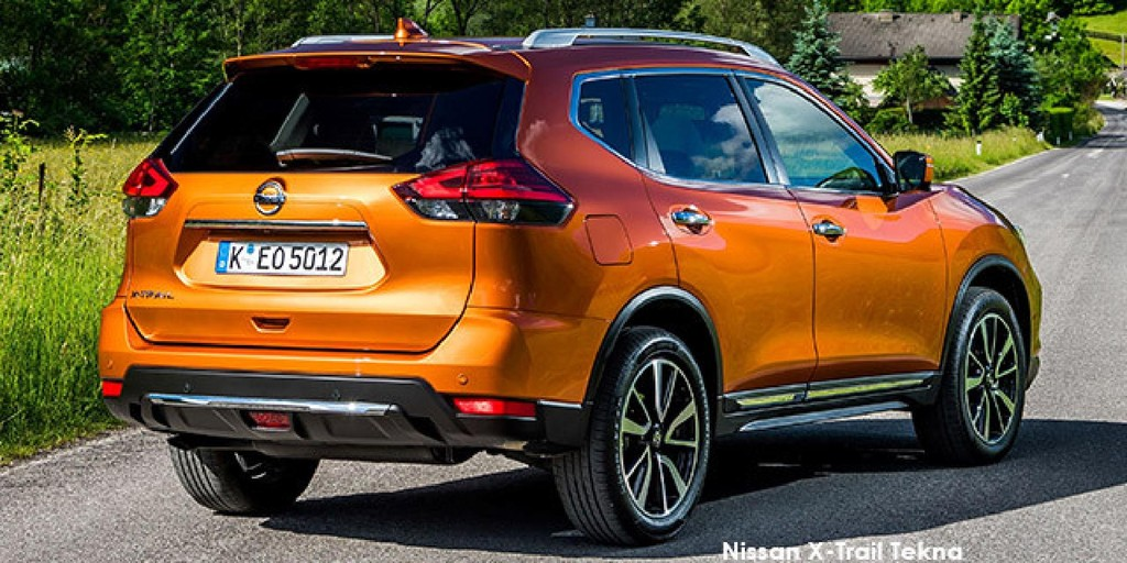 Nissan X-Trail 2.0 Visia_2