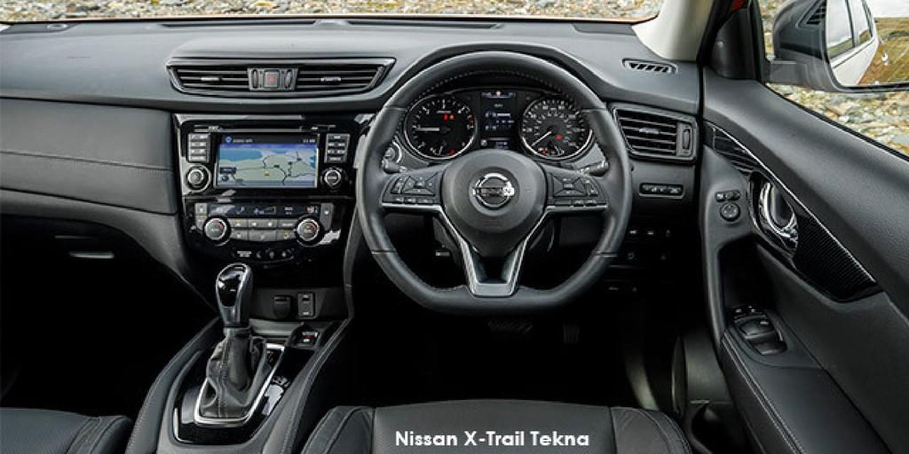 Nissan X-Trail 2.0 Visia_3