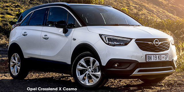 Opel Crossland X 1.2 Turbo Cosmo_1