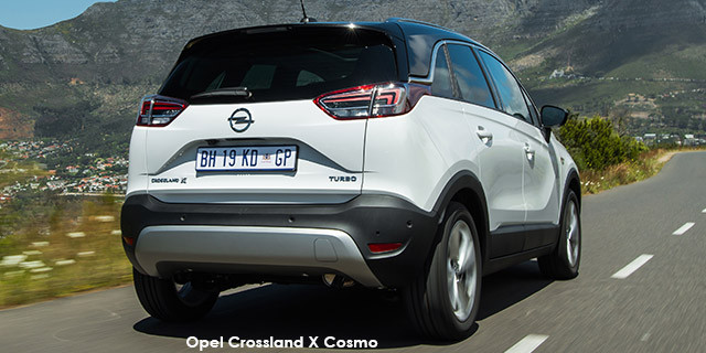 Opel Crossland X 1.2 Turbo Cosmo_2