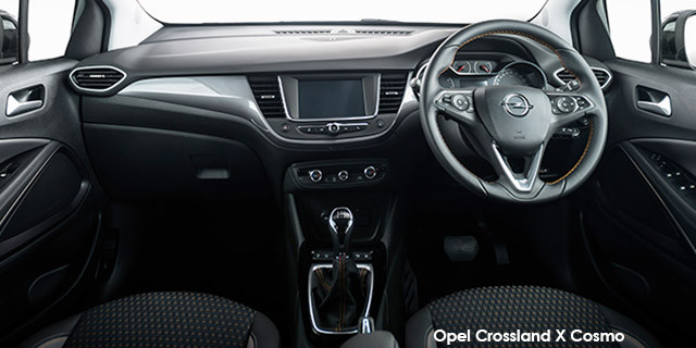 Opel Crossland X 1.2 Turbo Cosmo_3