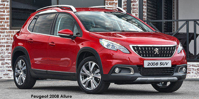 new peugeot 2008 specs & prices in south africa - cars.co.za