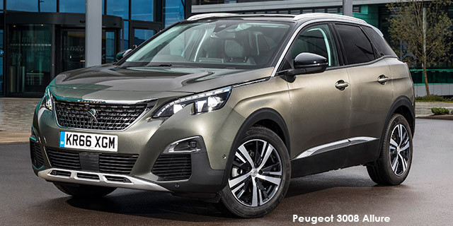 Peugeot 3008 1.2T Active Limited Edition