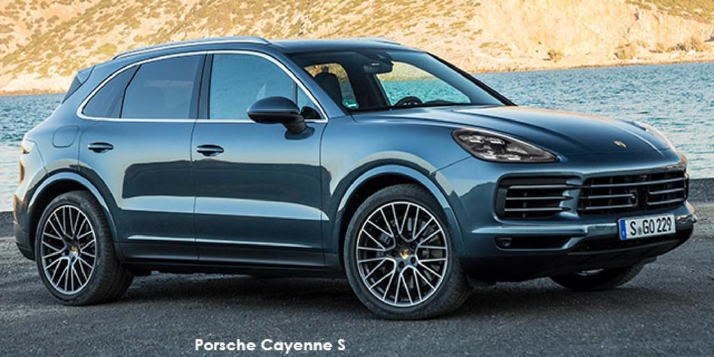 Porsche Cayenne S_1