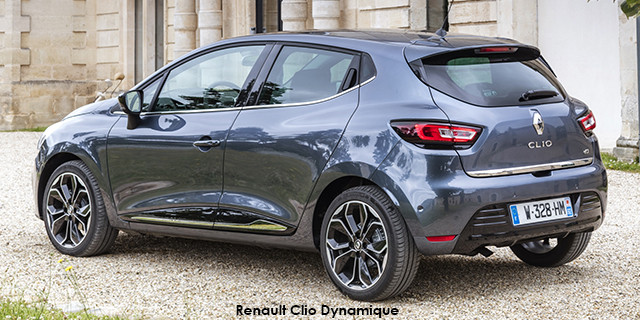 Renault Clio 66kW turbo Dynamique_2