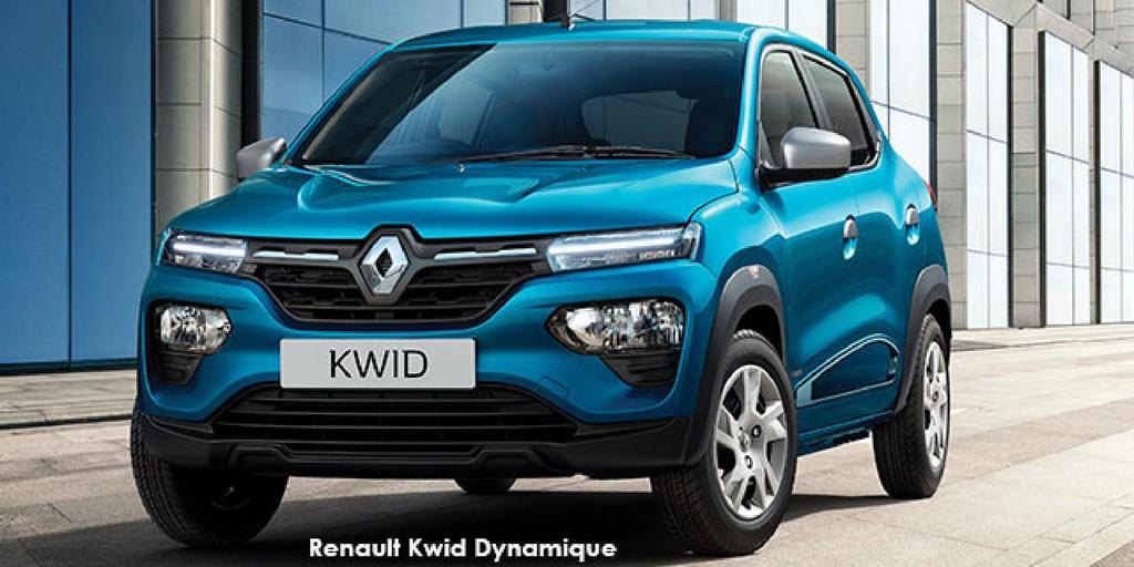 Renault Kwid 1.0 Dynamique auto_1
