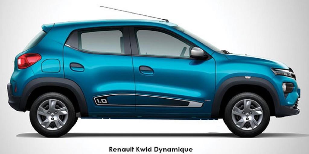 Renault Kwid 1.0 Dynamique auto_2