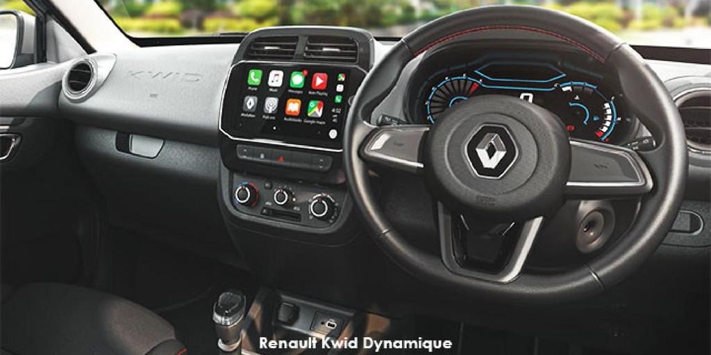 Renault Kwid 1.0 Dynamique auto_3